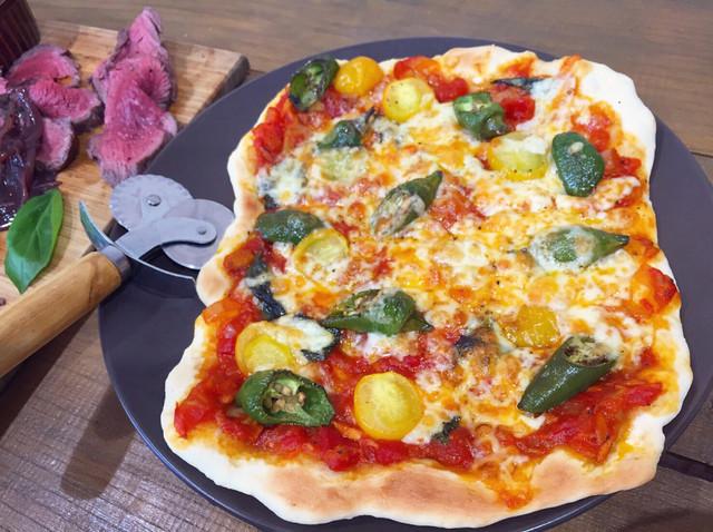 作り方 基本 ピザ